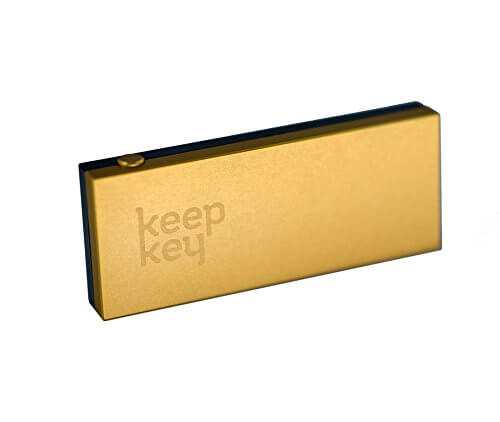 KeepKey Hardware Wallet Gold Edition