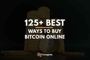 125+ BEST WAYS TO BUY BITCOIN ONLINE