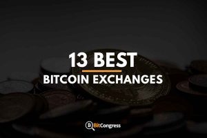 13 BEST BITCOIN EXCHANGES